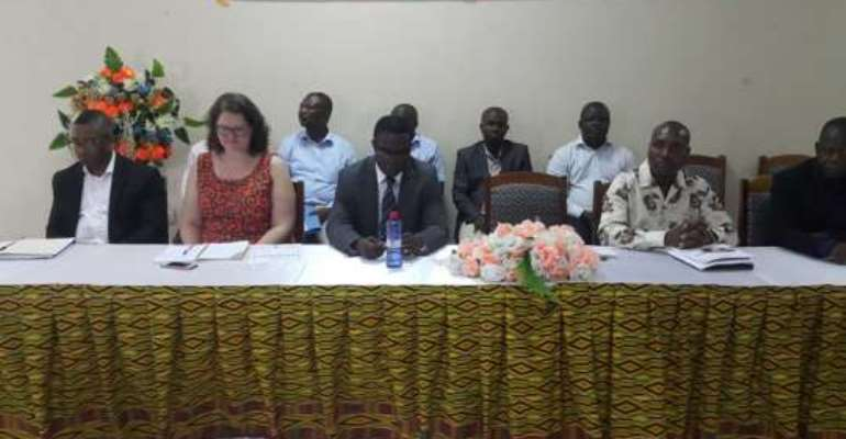 GSS launches 2017 Maternal Health Survey