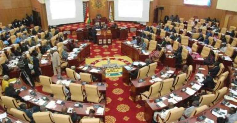 MPs lauds retiring Chief Justice