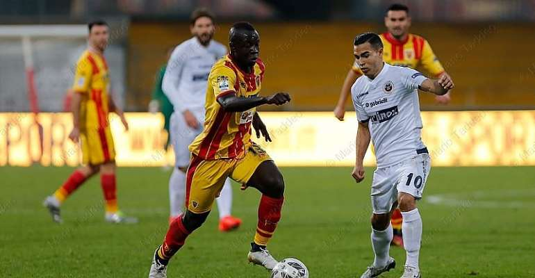 Ghanaian duo Chibsah, Gyamfi play vital roles in Benevento Serie A promotion