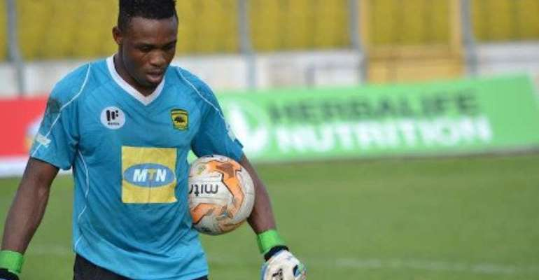 Asante Kotoko face goalkeeping headache ahead of Aduana Stars clash