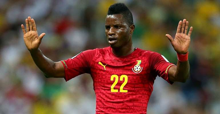 Mubarak Wakaso a little blown away by Alfred Duncan's omission
