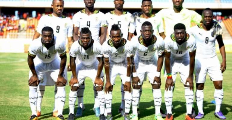 Black Stars to pay courtesy call on Asantehene today ahead of Ethiopia clash