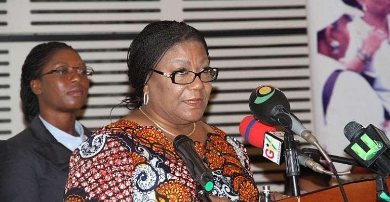 First Lady Rebecca Naa Okaikor Akufo-Addo