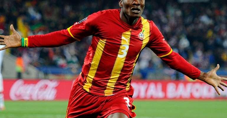 Black Stars skipper Asamoah Gyan eyes 50th goal for Ghana in game against Ethiopia
