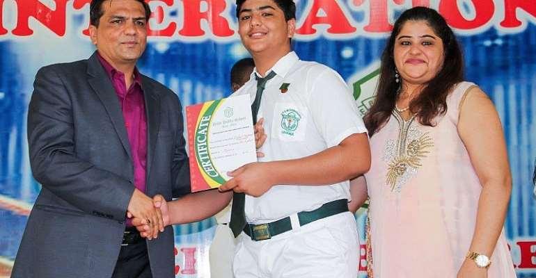 DPSI Tema School Achievers Celebrated