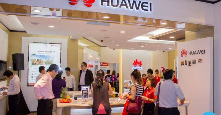 Huawei Set To Thrill  Customers With Experience Centre At Accra Mall
