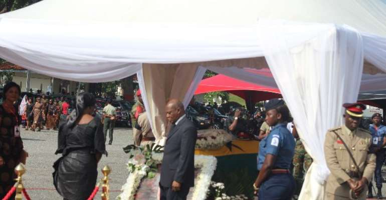 Major Mahama's killing: Let's apply the death sentence one more time - retired soldier