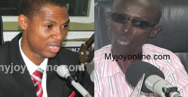 Francis Sosu's client 'admits' he made accusations out of depression in secret recording