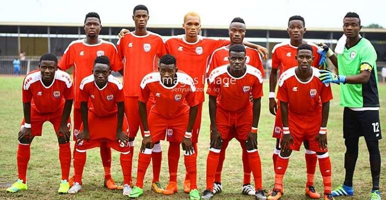 Match Report: Inter Allies 2-0 Elmina Sharks- Allies enjoy home comfort in Sharks beating