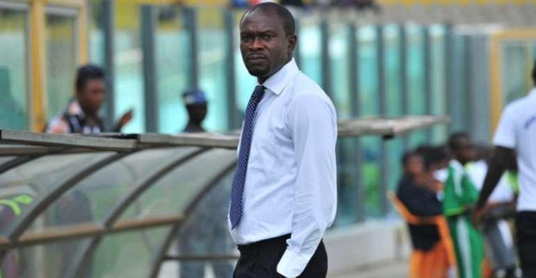 AshantiGold coach C.K Akonnor eyes Medeama scalp