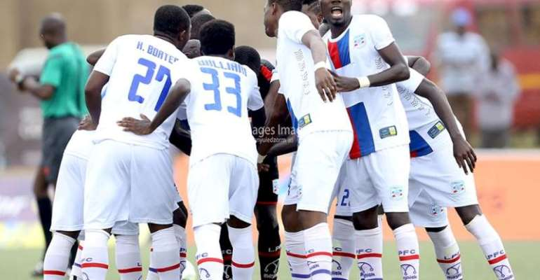 Can Liberty Professionals Stop The Fearless West Africa Football Academy?