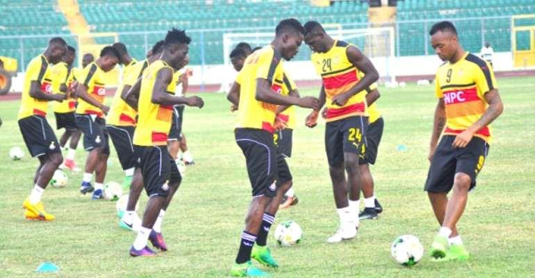 Black Stars assured of massive support in Kumasi ahead of Ethiopia clash