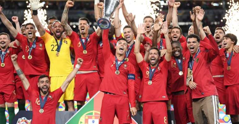 Portugal Beat Holland To Win Inaugural Nations League Title