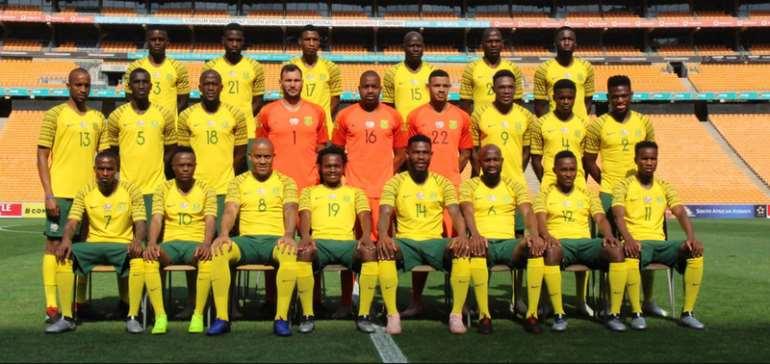 AFCON 2019: Bafana Bafana Coach Stuart Baxter Names Final 23-Man Squad