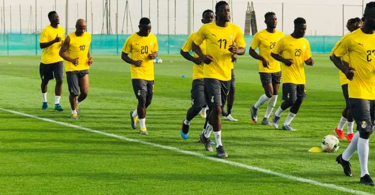 AFCON 2019: Polo Cautions Black Stars Ahead Of AFCON