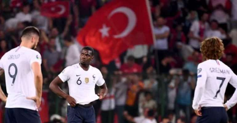 Euro 2020 wrap: Turkey Upset World Champions France With A 2-0 Home Win
