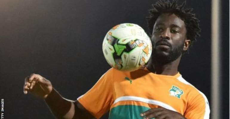AFCON 2019: Bony Named In Ivory Coast's Final Squad