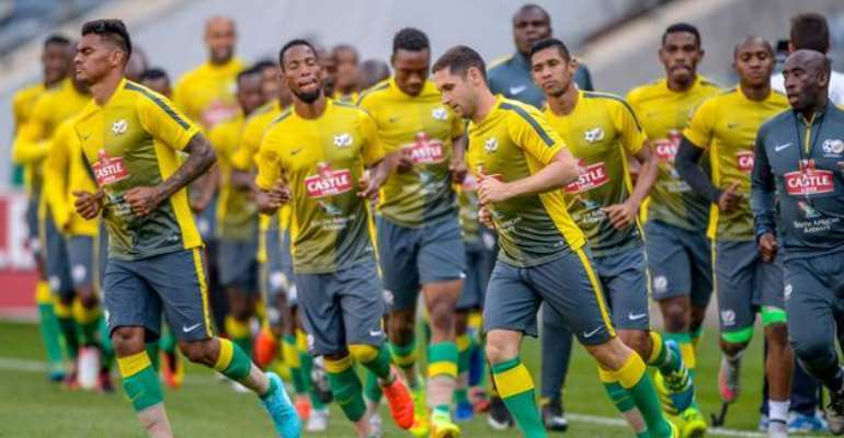 AFCON 2019: South Africa Announces Final 23-Man Squad For AFCON