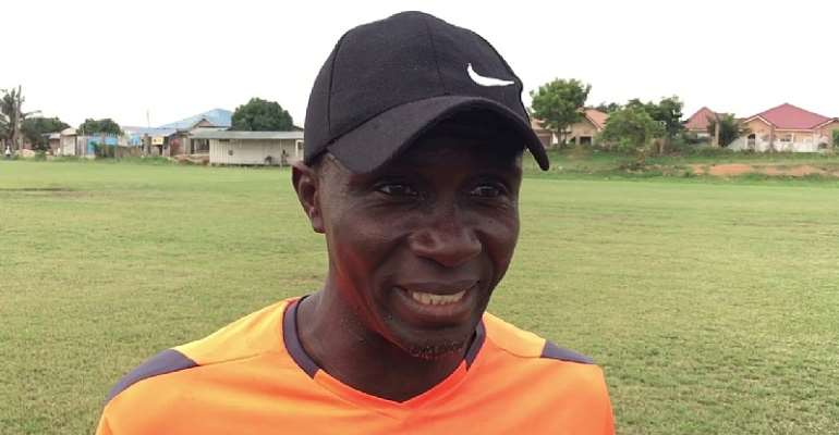 I Have Equally Done What Messi Has Done For Barcelona, Says Hearts of Oak Legend Amankwah Mireku
