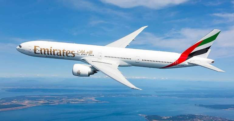 Emirates To Operate Two Repatriation Flights From Dubai To Accra
