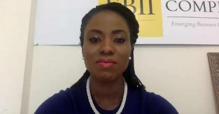 Adjoa Adjei-Twum, Founder and CEO - EBII Group
