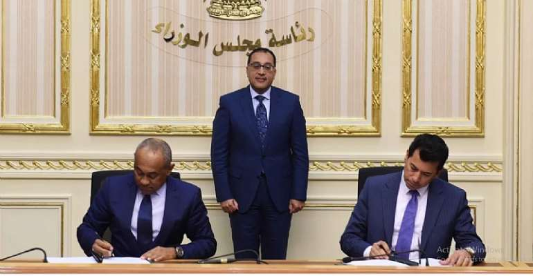 CAF Headquarters Agreement Receives Egyptian Parliamentary Seal Of Approval