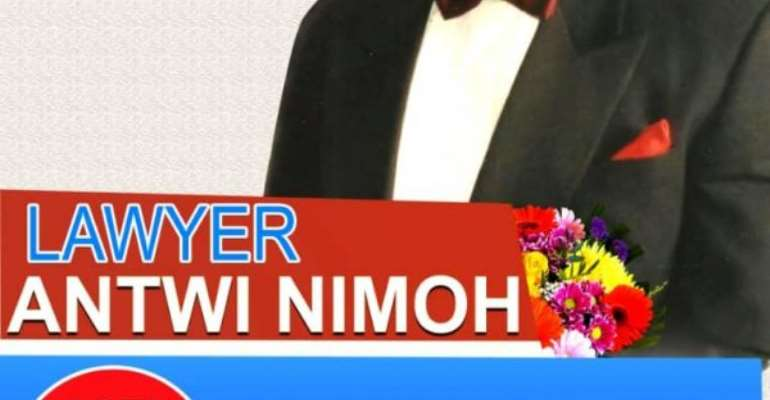 CPP Pays Tribute To Lawyer Antwi-Nimo