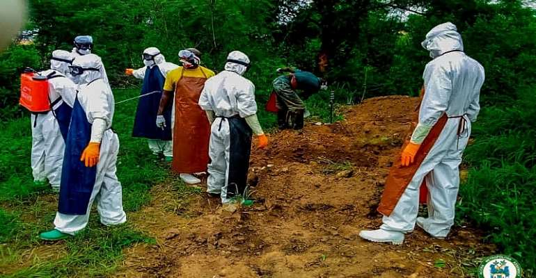 Ghana's COVID-19 Cases Now 23,463