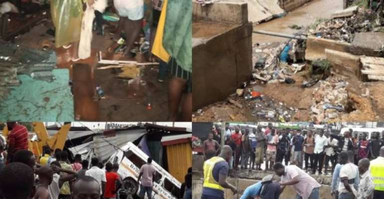 Okaikoi North: Five Die In Heavy Downpour