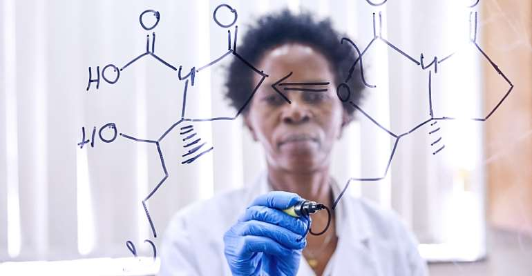 Getting more women involved in science is good for everyone. - Source: Stock photo/Getty Images