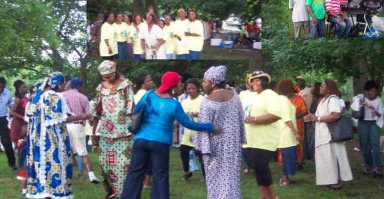 Ghanaian Philanthropist Organization Celebrates First Year Anniversary.