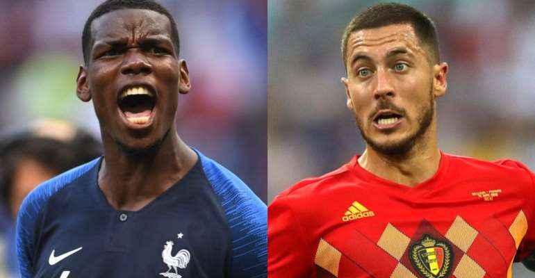 2018 World Cup: France v Belgium Preview