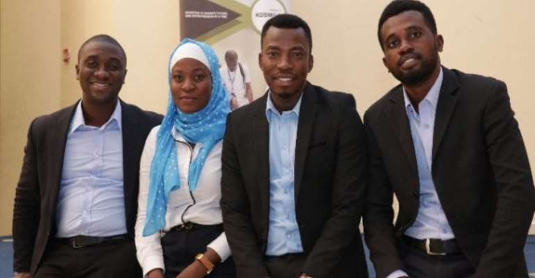 8 Business Groups Target Grand Prize At AgriTech Challenge