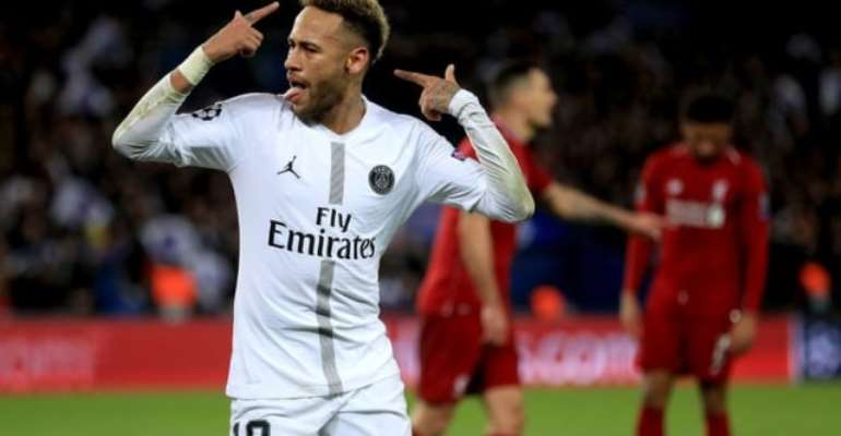 PSG get tough with Neymar after pre-season no-show