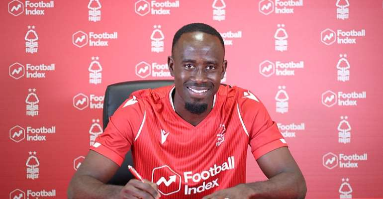 OFFICIAL: Ghana's Albert Adomah Completes Move To Championship Side Nottingham Forest