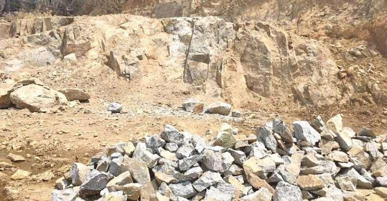 Blast from quarry sites are killing us: A cry from Afigya kwabre south