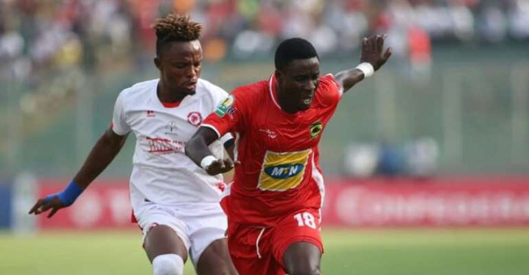 Kotoko Part Ways With Daniel Darkwah