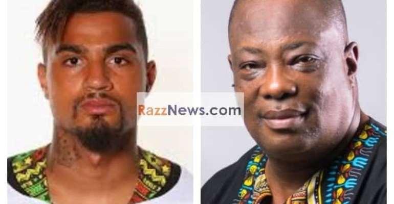 Zapp Mallet Descends Heavily On K.P Boateng For Trolling The Black Stars