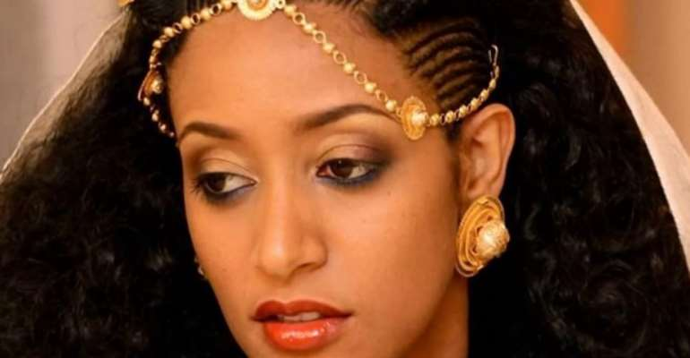 The Queen of Sheba could be beautiful like this Ethiopian woman