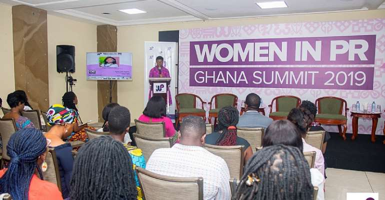PR Women Encouraged To Collaborate, Inspire And Lead At 3rd Women In PR Ghana Summit