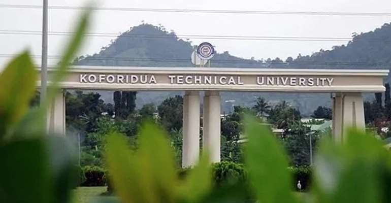 Koforidua Technical University Goes Into Welding
