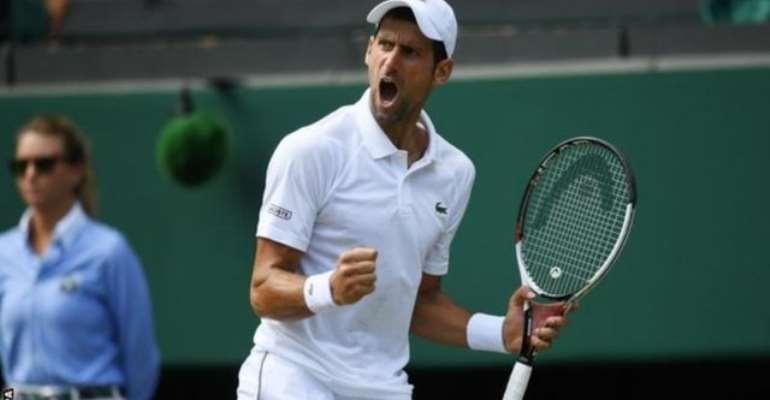 Wimbledon: Djokovic Defeats Nishikori To Reach First Semi-Final Since 2015