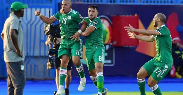 AFCON 2019: Algeria Beat Ivory Coast On Penalties To Reach Semis