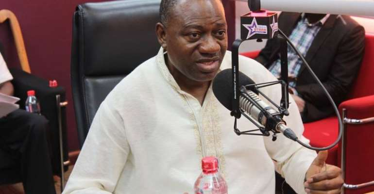 """""""Lack Of A Substantive GFA Cost Black Stars Exit In Egypt, Says Ex-Sports Minister"""