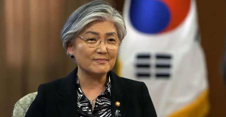 Ms Kang Kyaung