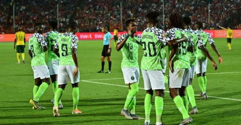 AFCON 2019: Late Winner Sends Nigeria Into Semi-Finals