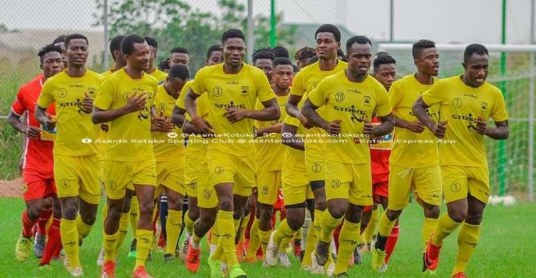 CAF CL: Asante Kotoko Register 27 Players For Campaign