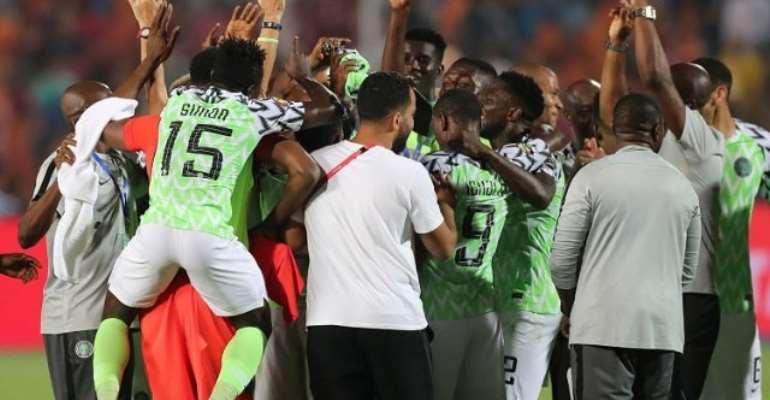 AFCON 2019: Each Nigerian Player Has Bagged $72,000 In Bonuses So Far