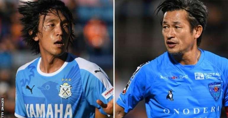 Yokohama FC Sign Shunsuke Nakamura, 41, To Join Kazuyoshi Miura, 52