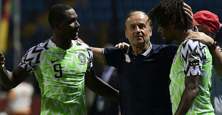 AFCON: Gernot Rohr Predicts A Difficult Match For Nigeria In semis After Beating South Africa